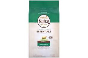 NUTRO W.E. ADULT DOG LAMB & RICE 2.27KG