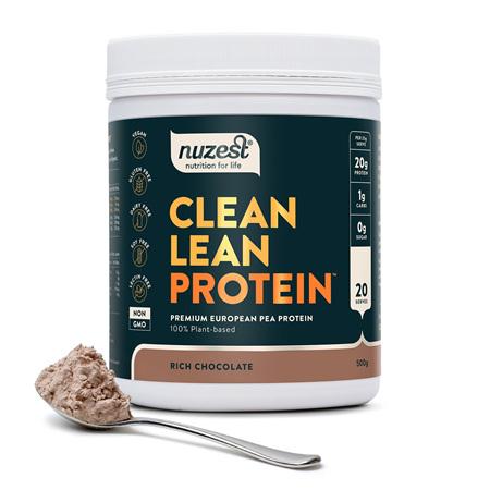 NUZEST Clean Lean Protein Chocolate 500g