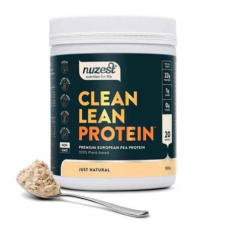 NUZEST Clean Lean Protein Natural 500g