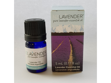 NZ Lavender Oil 5mL