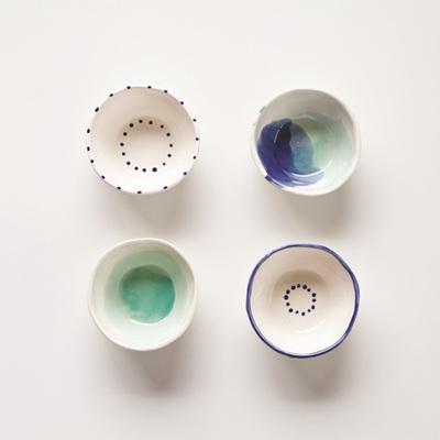 NZ Made Ceramic Dip Bowl
