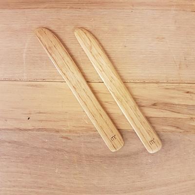 Oak Butter Knife