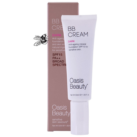 Oasis BB Cream Dark Shade 50ml