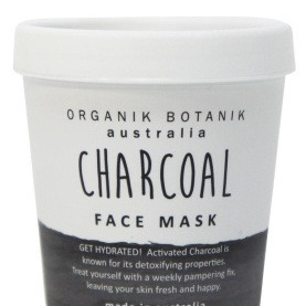 OB Charcoal Face Mask - 200gm Tub