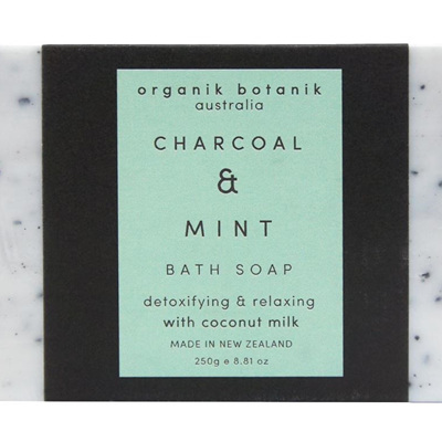 OB Charcoal & Mint 250gm Soap