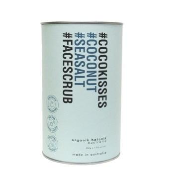 OB Coconut & Sea Salt Powdered Face Scrub