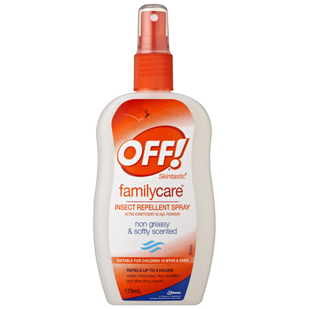 Off! Skintastic Pump Spray Repellent 175mL