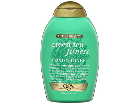 OGX Active Beauty Green Tea Fitness Conditioner 385mL
