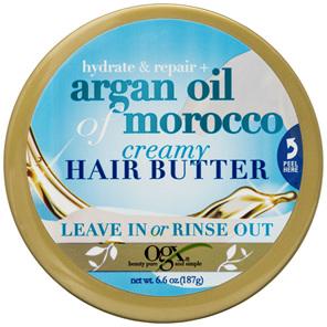 OGX Argan Oil of Morocco Creamy Hair Butter 187g