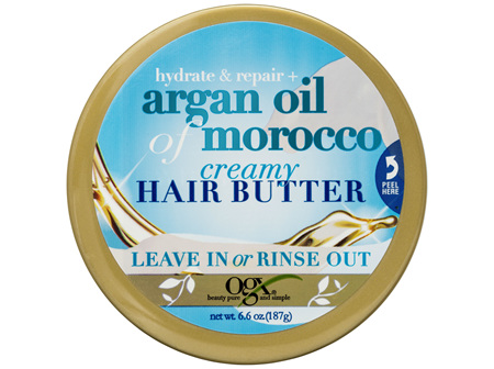 OGX Argan Oil of Morocco Creamy Hair Butter 187g