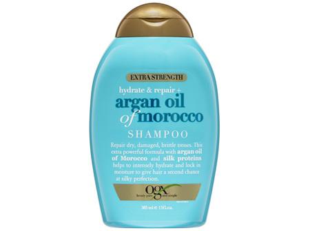 OGX Argan Oil of Morocco Extra Strength Shampoo 385mL