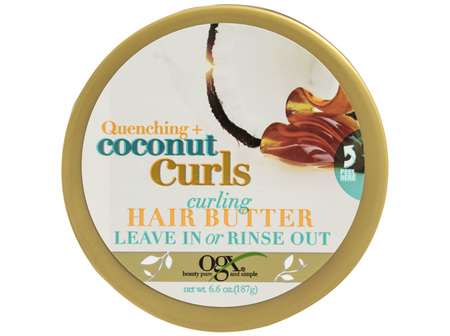 OGX Coconut Curls Curling Hair Butter 187g