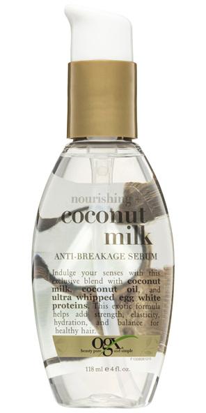 OGX Coconut Milk Anti-Breakage Hair Serum 118mL