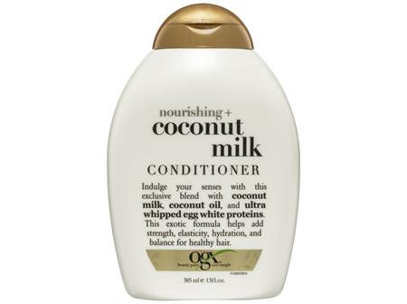 OGX Nourishing + Coconut Milk Conditioner 385mL