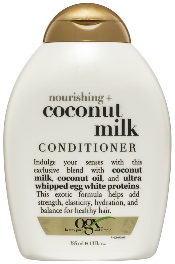 OGX Nourishing + Coconut Milk Conditioner 385mL