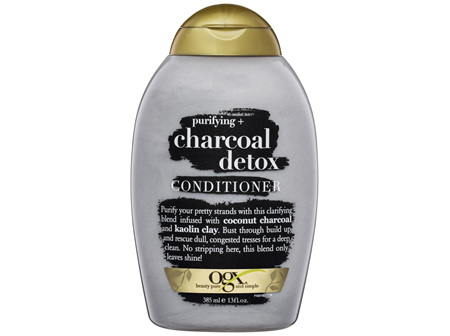 OGX Purifying Charcoal Detox Clarifying Conditioner 385mL