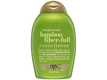 OGX Strength & Body + Bamboo Fiber-Full Conditioner 385mL