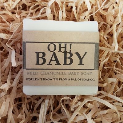 Oh Baby! Soap Bar