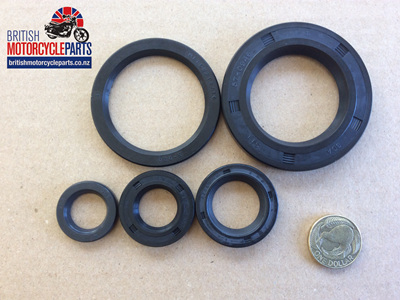 Oil Seal Set - BSA A50 & A65