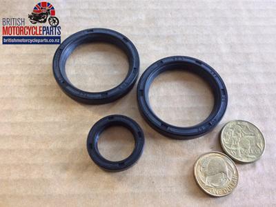 Oil Seal Set - BSA C15 B40 Distributor