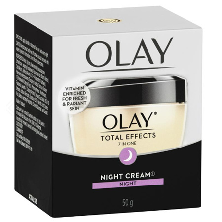 OLAY TE Face Night Cream 50g