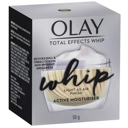 OLAY Total Effects Whip UV Moisturiser SPF30 50g