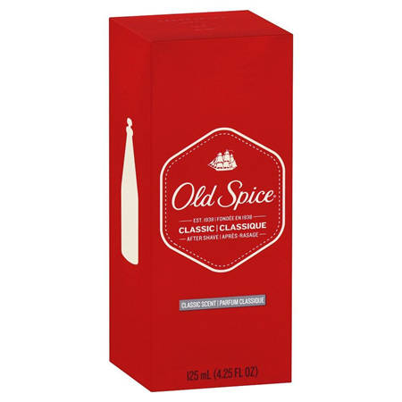 OLD Spice After Shave Lotion 125ml