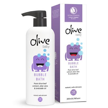 OLIVE Baby Bubble Bath 200ml