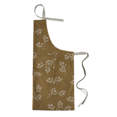 Olive Grove Apron - Mustard