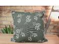 Olive Grove Cushion - Olive Green