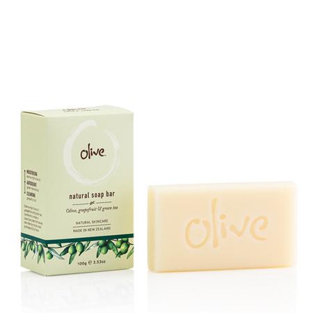 OLIVE Soap 100g Natural