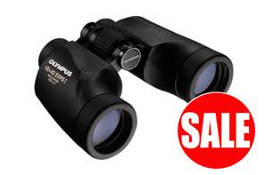 Olympus 10x42 Exps Binoculars