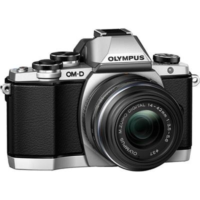 Olympus OM-D EM-10 EZ 14-42