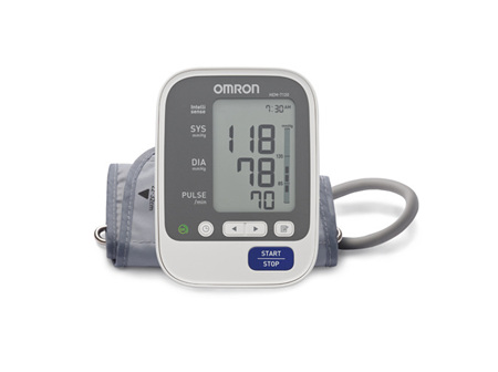 Omron Blood Pressure Monitor Deluxe HEM-7130