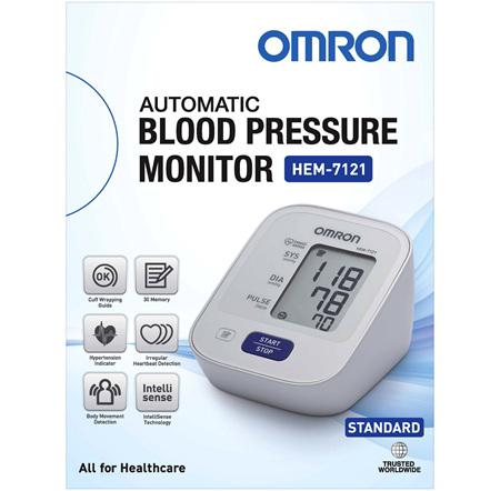 Omron Blood Pressure Monitor Standard