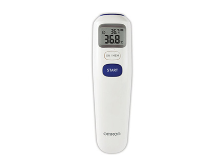 Omron Forehead Thermometer MC720