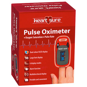 OMRON - Heart Sure Pulse Oximeter