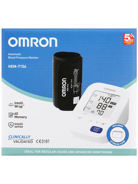 Omron HEM7156 Blood Pressure Monitor