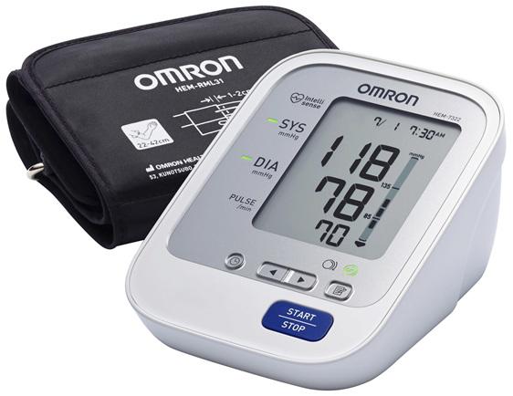 Omron HEM7322 Premium Blood Pressure Monitor
