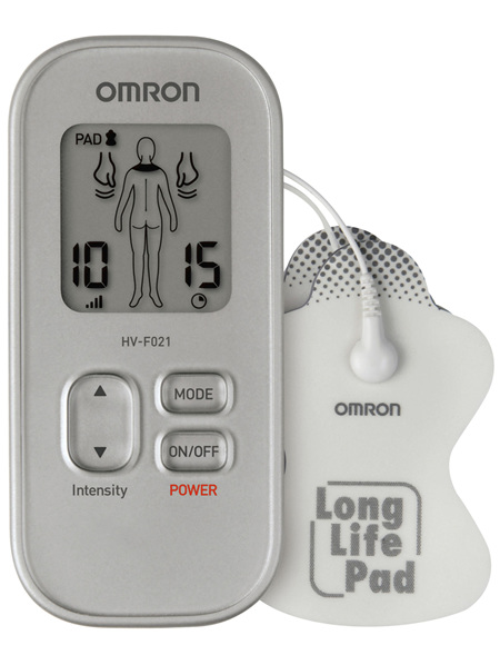 Omron HVF021 Deluxe TENS Therapy Device