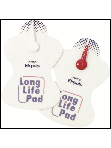Omron TENS Long Life Pads- 1 Set (2 pcs)