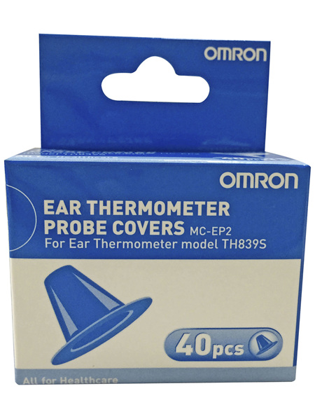 Omron TH839S/40 Probe Covers (for TH839S)- 40 pcs
