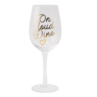 On Cloud Wine - Wine Glass