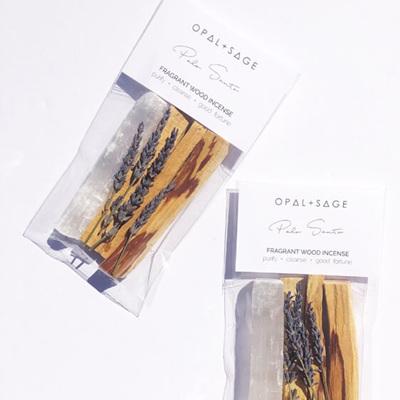 Opal & Sage Palo Santo & Selenite Pack