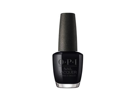 OPI Nail Lacquer Black Onyx