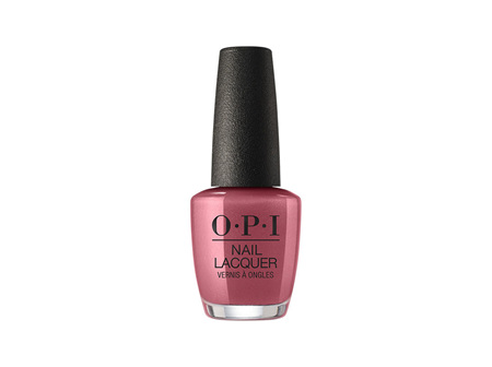 OPI Nail Lacquer Chicago Champagne Toast