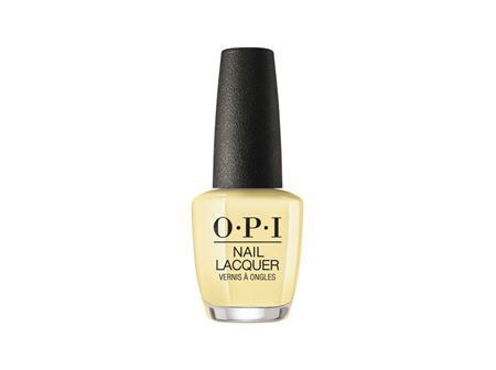 OPI Nail Lacquer One Chic Chick