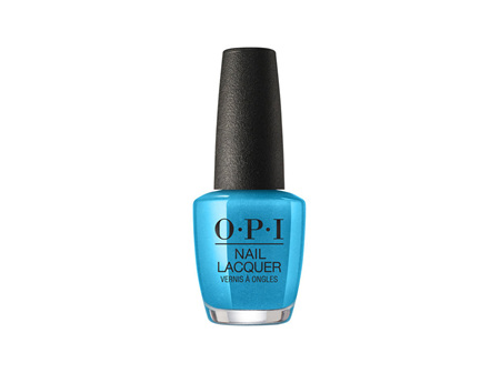 OPI Nail Lacquer Teal the Cows Come Home