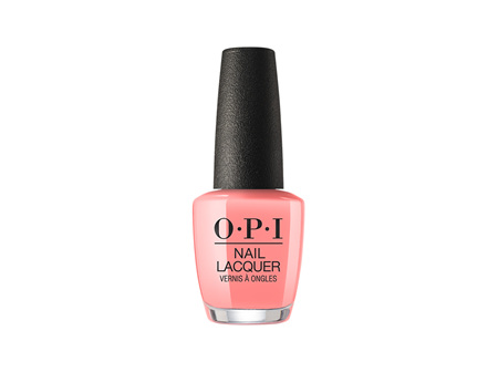 OPI Nail Lacquer You've Got Nata On Me
