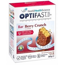 OPTIFAST Bar BerryCrunch 6x65g